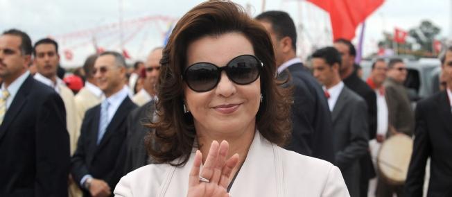 """Leïla Ben Ali, """"la régente de Carthage"""", a accaparé avec sa famille des pans entiers de l'économie tunisienne"""