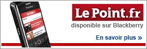 Nouveau ! Le Point.fr disponible sur Blackberry