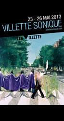 Venez assister au festival Villette Sonique du 23 au 26 mai au Parc de la Villette