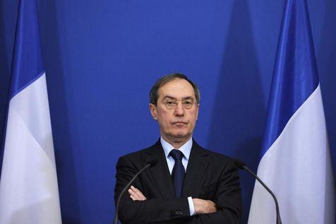 Claude Guéant au ministère de l'Intérieur, en décembre 2011.