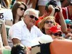 EN IMAGES. Les people de Roland-Garros