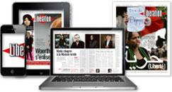 abonnement à Libération numérique