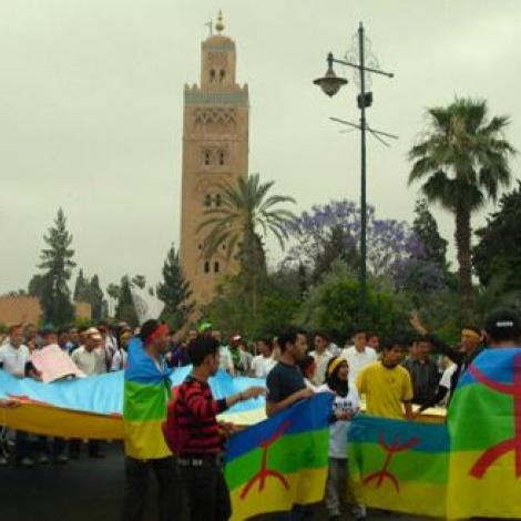 «Au Maroc, le roi a imposé le tifinagh au détriment de la graphie latine»