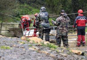 EN IMAGES. Pluies meurtrières en Haute-Corse