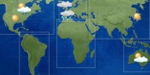 La météo du forex du 6 au 10 juillet 2015