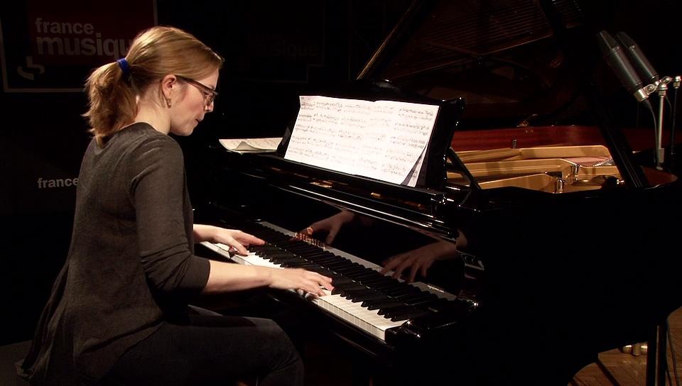La sonate d'Alban Berg par Cathy Krier |Le live de la Matinale