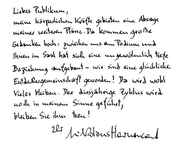 lettre harnoncourt