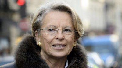 Michèle Alliot-Marie soutient Laurent Wauquiez et condamne les propos d'Alain Juppé