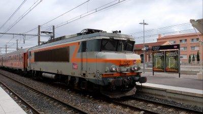 Creuse : circulation interrompue sur deux lignes de TER