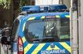 Une voiture de gendarmerie (illustration).