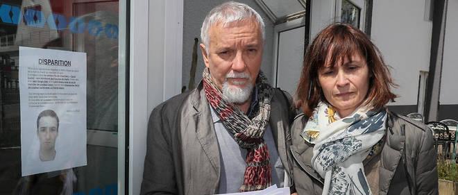 Cécile et Didier Noyer sont les parents d'Arthur Noyer, militaire au 13e BCA qui a été retrouvé mort.