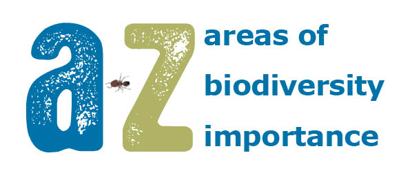 A to Z of areas of biodiversity importance