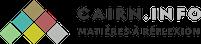 CAIRN.INFO : Matières à réflexion