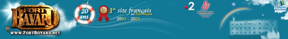 FortBoyard.net   Le premier site français sur Fort Boyard - saison 2021