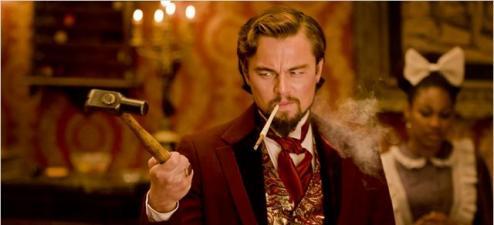 """Leonardo DiCaprio joue dans """"Django Unchained"""", un western prévu pour janvier 2013 en France"""
