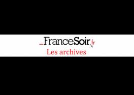 Bienvenue sur les archives de FranceSoir.fr