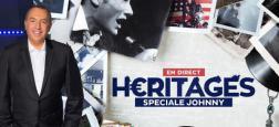 NRJ12 annonce une soirée spéciale en direct sur les négociations secrètes autour de l'héritage de Johnny Hallyday le vendredi 30 novembre