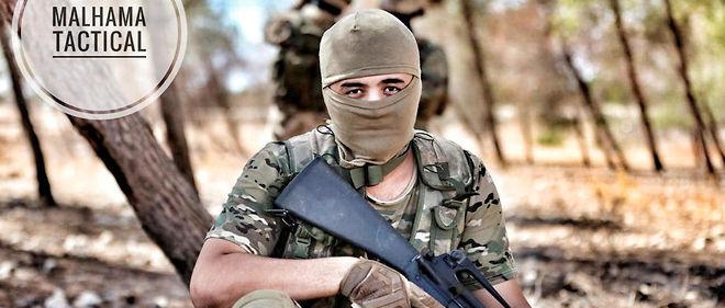Né au sein de la nébuleuse Al-Qaïda en Syrie, Malhama tactical n'a pris part qu'à quelques combats, notamment les offensives pour briser le siège d'Alep-Est.