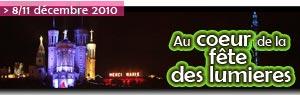 Balade virtuelle au coeur de la fête des Lumières à Lyon
