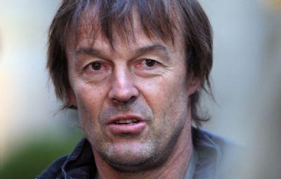 L'animateur de télévision et militant écologiste Nicolas Hulot verrait d'un mauvais oeil l'arrivée de Claude Allègre au gouvernement.