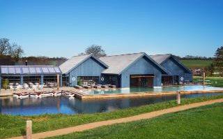 Soho Farmhouse offers a Teeny Barn child members
