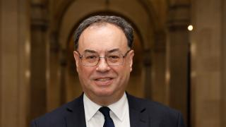 """Andrew Bailey said: """"We cannot ignore the risks that digital money is attractive for money launderers and cybercriminals."""""""