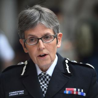 Dame Cressida Dick was personally criticised in the report