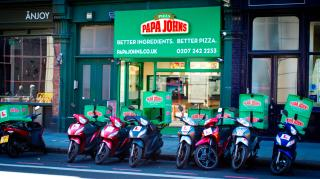 The American pizza delivery company has been fined £10,000 by the Information Commissioner's Office