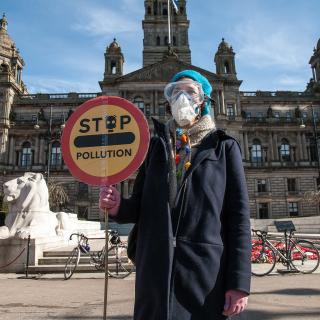 In 2019 the equivalent of 47.8 million tonnes of carbon dioxide was emitted in Scotland
