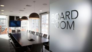 A third of companies failed to increase the number of women on their boards in line with a government-backed target