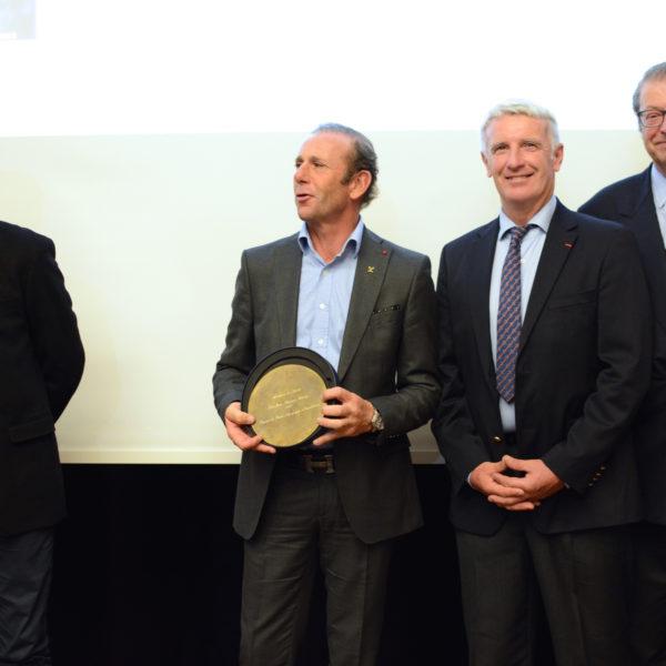 L'Équipe de France Olympique d'Équitation avec Jean-Philippe Thierry