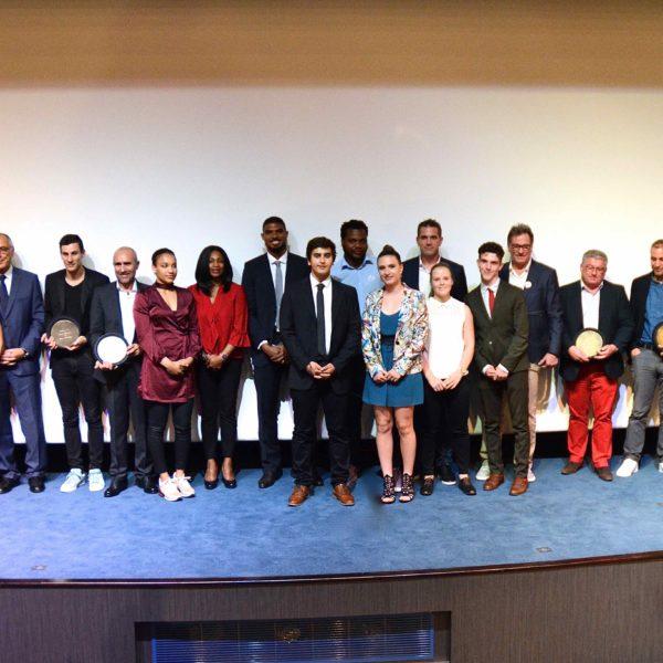 Les lauréats du Palmarès 2017 - ACADEMIE DES SPORTS by Damien Paillard