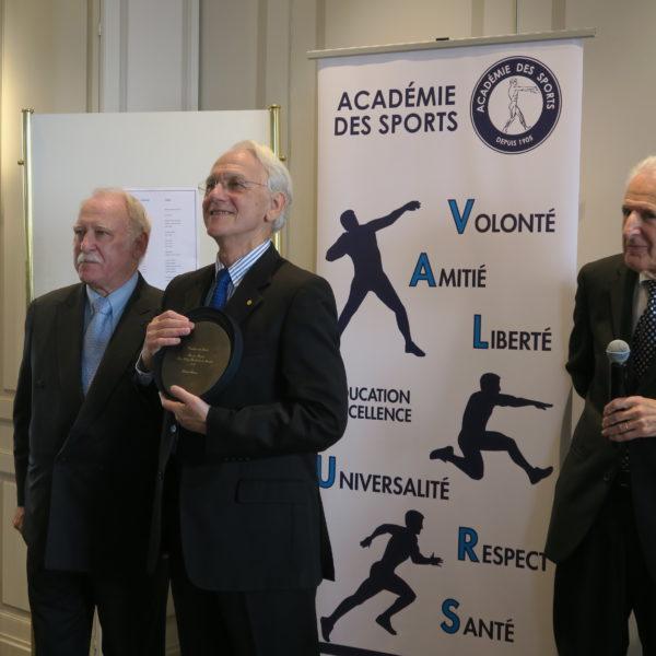 Gérard MOUROU, Alain LUNZENFICHTER  et Jean DURRY