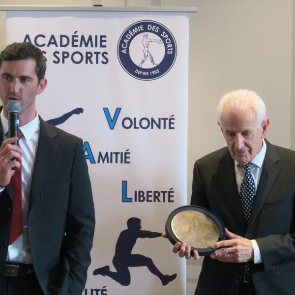 Pierre VAULTIER, Grand Prix Olympique et Jean DURRY