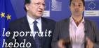 Le portrait hebdo : Barroso, le commissaire bouc émissaire