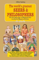 The World's Greatest Seers and Philosophers