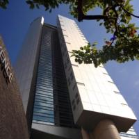 The Keyence Corp. headquarters in Osaka