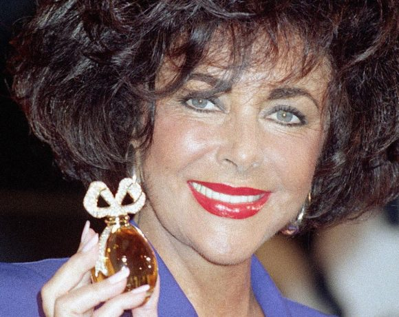 Why celebrity fragrances wouldn't exist without Elizabeth Taylor