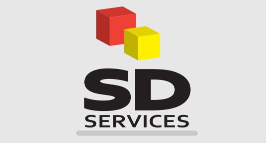 Logo SD services