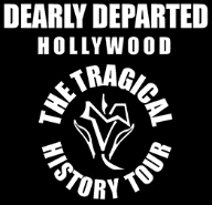 Angrygirl Wear Dearly Departed T-Shirts