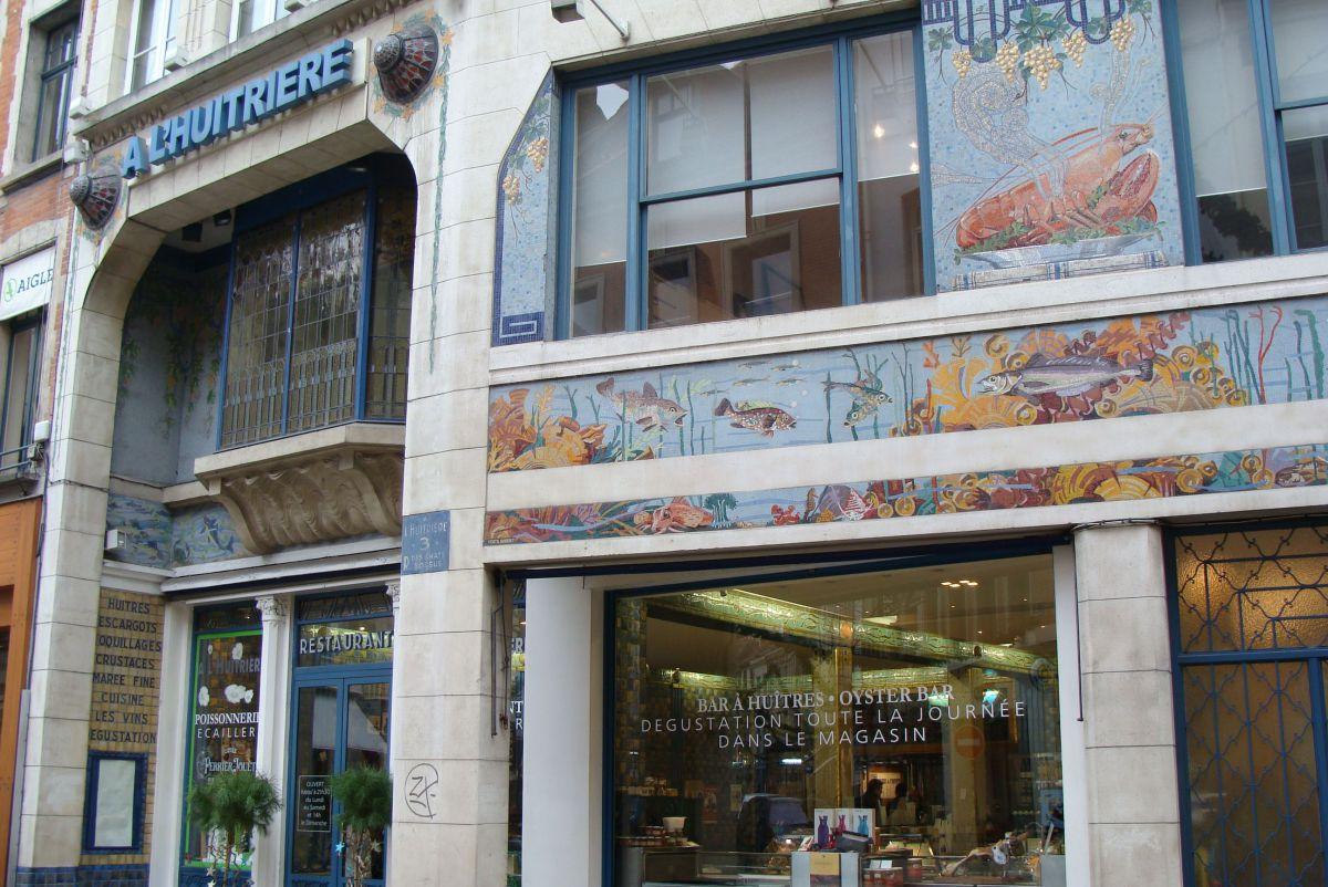 Lille : Auchan devient le nouveau locataire de l'Huitrière