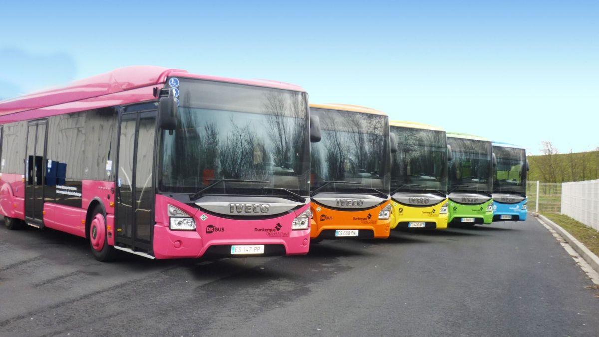 Dunkerque : la gratuité totale des bus (qui démarre ce week-end) en 5 questions