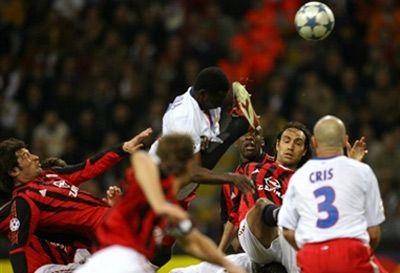 Au bout du suspense, Milan élimine Lyon