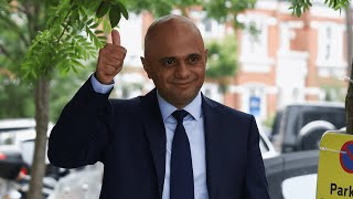 video: Politics latest news: Sajid Javid vows to get Britain back to normal in wake of Matt Hancock scandal