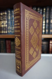 Right From the Beginning by Patrick Buchanan - Leather Edition