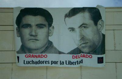★ 17 août 1963 : Delgado et Granado, anarchistes contre Franco