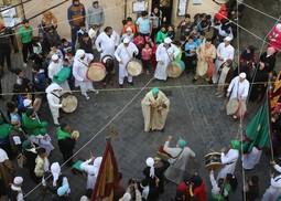 Le 30 novembre, les musulmans fêtent le mawlid al nabaoui, la naissance du prophète de l'islam.