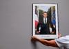 Les «décrocheurs de portraits» parisiens condamnés à 500€ d'amende