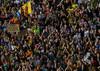 Catalogne: manifestation monstre à Barcelone, jour de grève générale