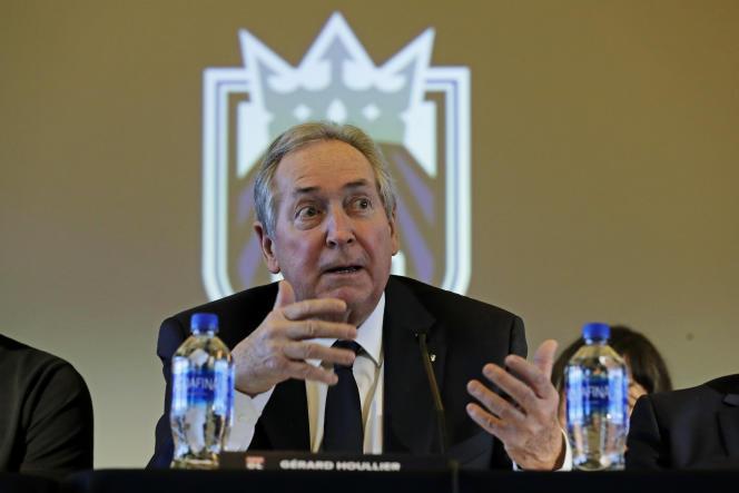 Gérard Houllier, en décembre 2019.